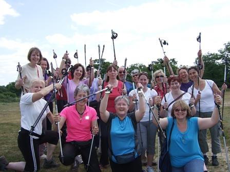 British Pole Walking Group